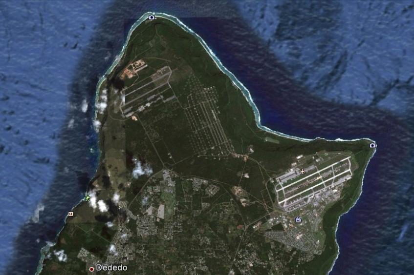 Марианы (Гуам, Сайпан, Тиниан). 17 Декабрь 2012 16:52 двадцать четвертое