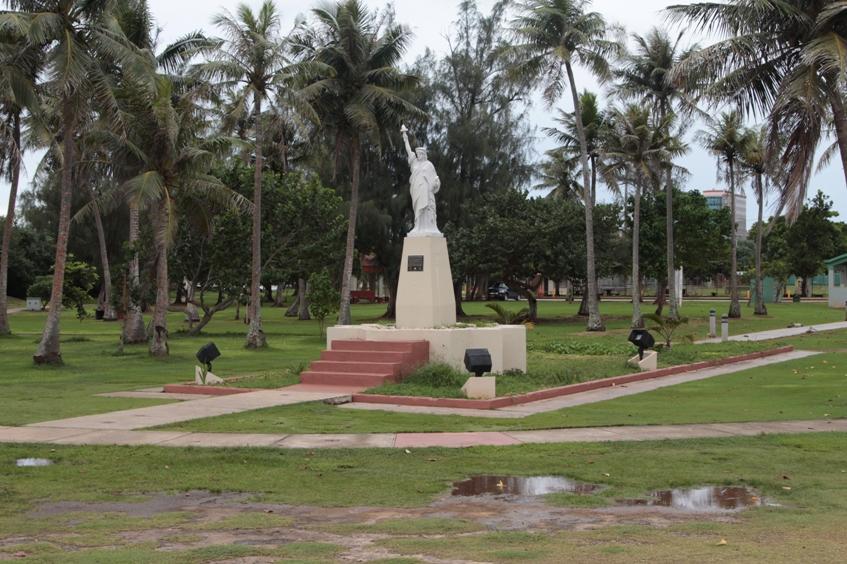 Марианы (Гуам, Сайпан, Тиниан). 17 Декабрь 2012 16:52 двенадцатое