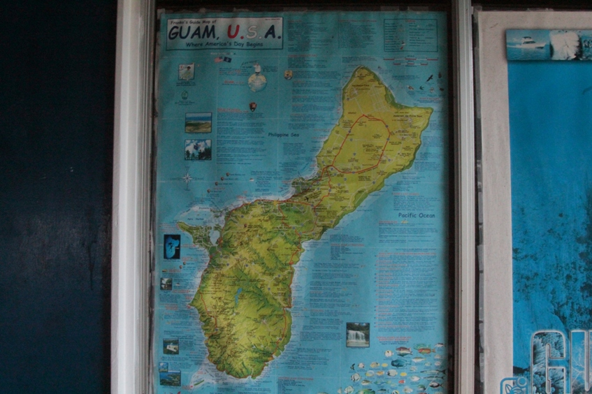 Марианы (Гуам, Сайпан, Тиниан). 17 Декабрь 2012 18:07 двадцать второе