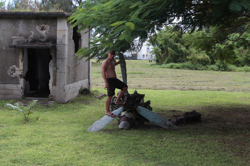 Марианы (Гуам, Сайпан, Тиниан). 11 Август 2013 11:18 девятнадцатое